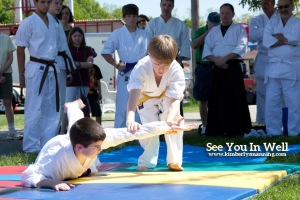 aikido blog